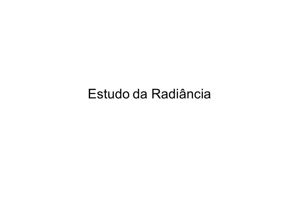 Estudo da Radiância