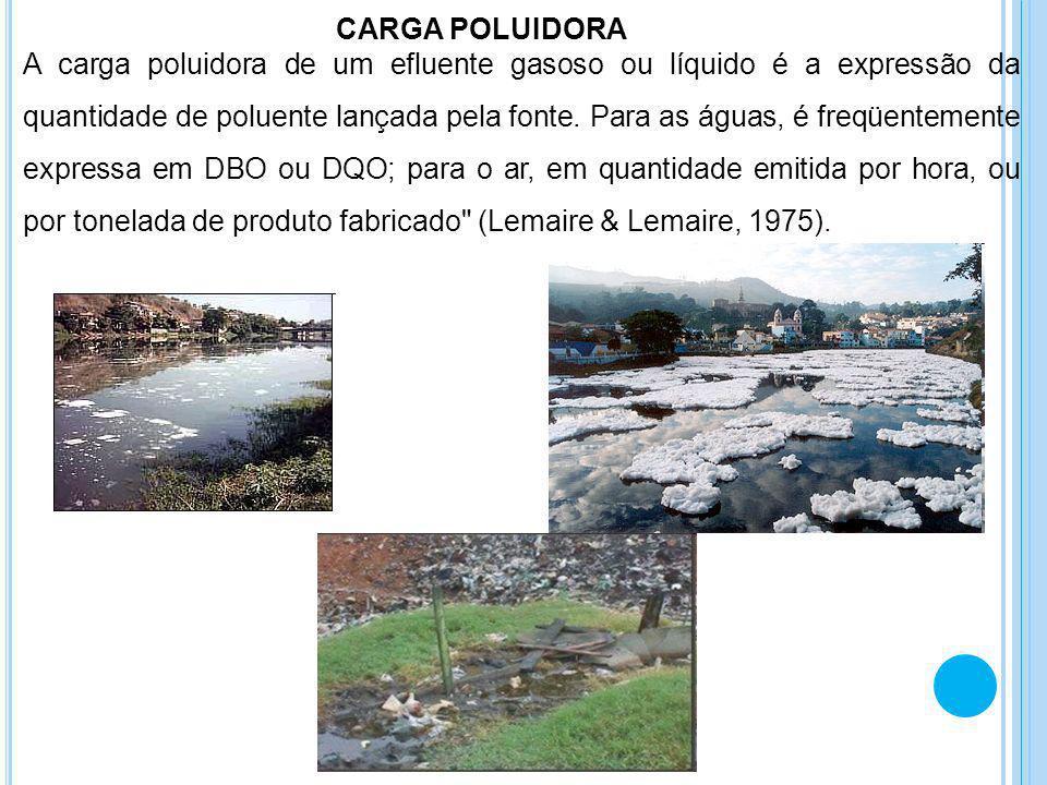 DBO (DEMANDA BIOQUÍMICA DE OXIGÊNIO) Refere-se à quantidade oxigênio necessária para estabilizar, por processos bioquímicos, a matéria orgânica carbonácea.