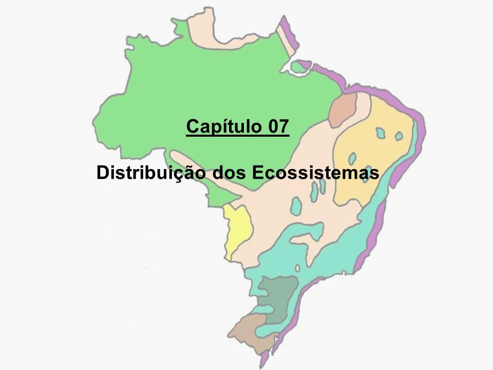 Capítulo 07 Distribuição dos Ecossistemas