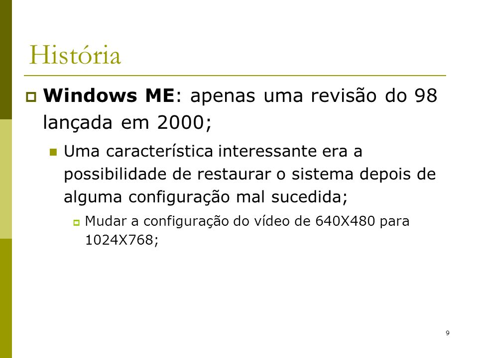 30 Estrutura do Windows 2000 Executivo