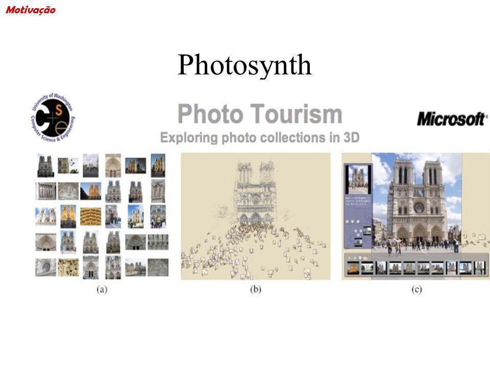 Photosynth Motivação