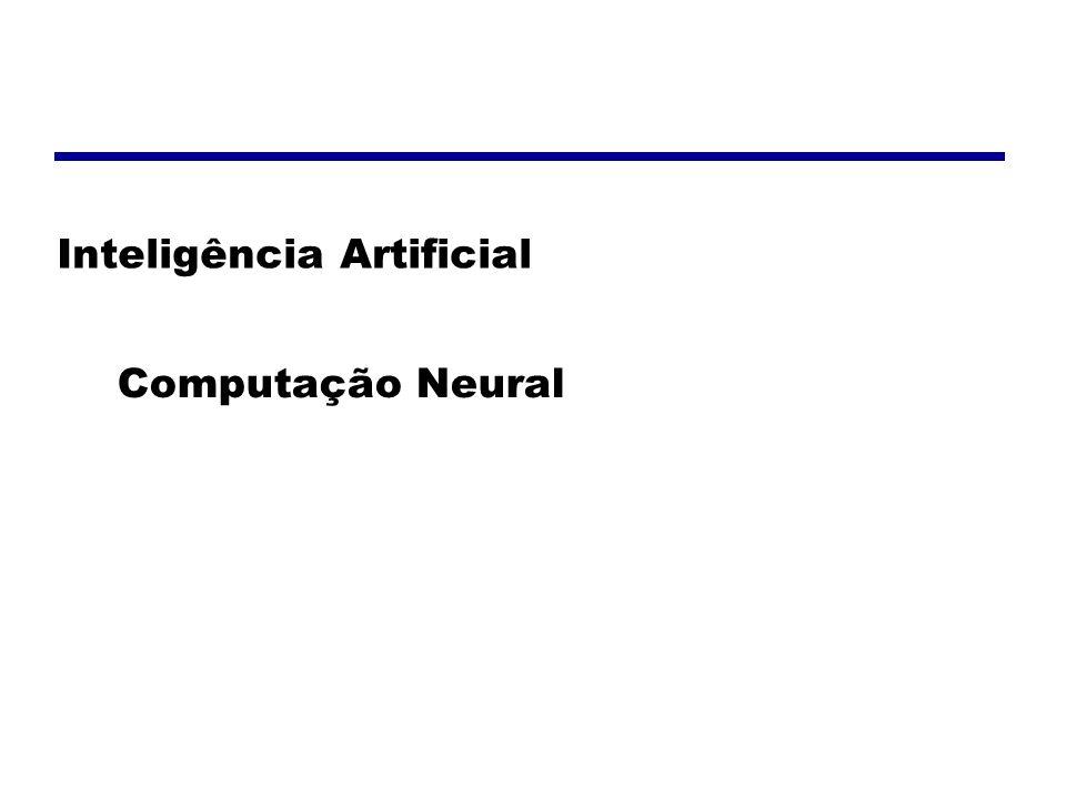 Inteligência Artificial Computação Neural