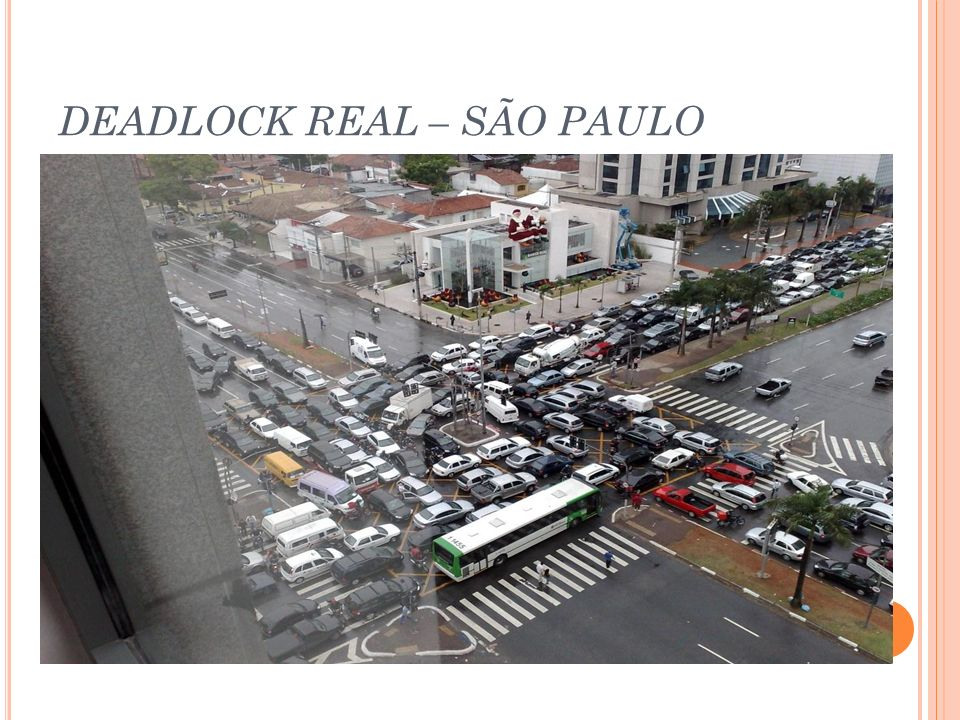 DEADLOCK REAL – SÃO PAULO 6