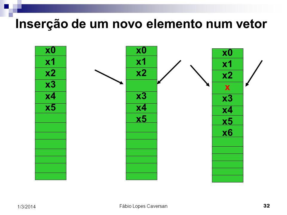 Fábio Lopes Caversan 31 1/3/2014 Listas ligadas como estruturas de dados São importantes não só para implementar pilhas e filas, mas como estruturas d