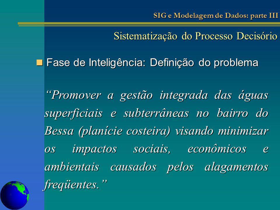 Promover a gestão integrada das águas superficiais e subterrâneas no bairro do Bessa (planície costeira) visando minimizar os impactos sociais, econôm