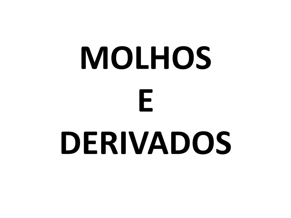 TEMPEROS/ CLASSIFICAçÃO