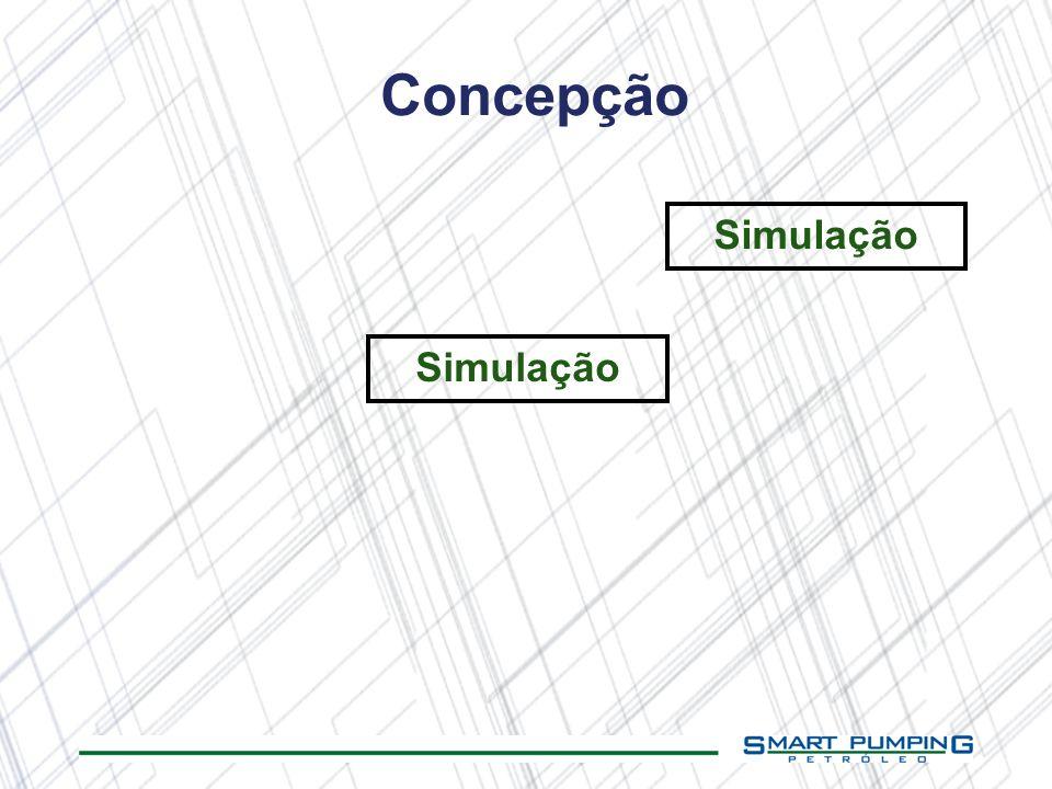 Concepção Simulação