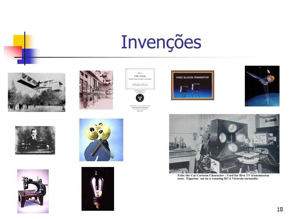 18 Invenções