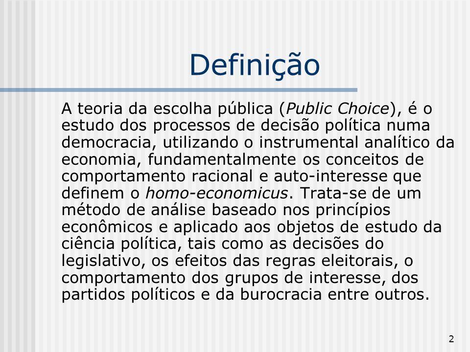 23 O Que é Economia Constitucional.