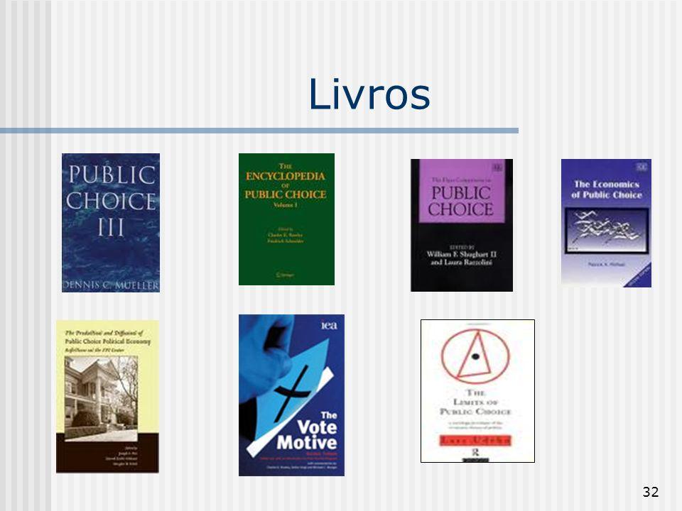32 Livros