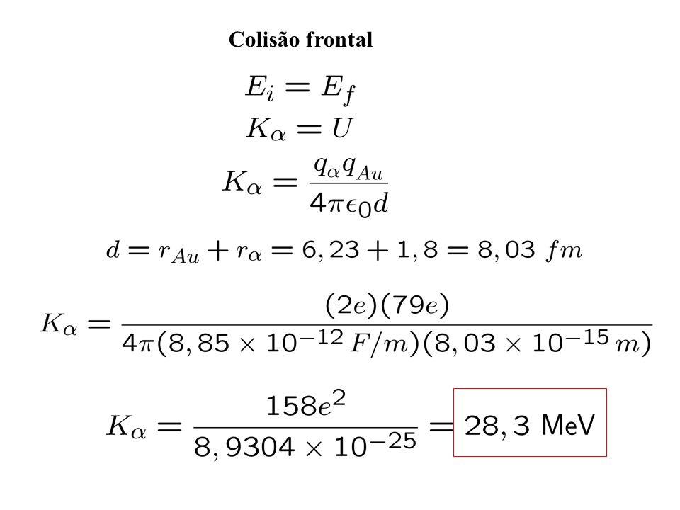 Colisão frontal