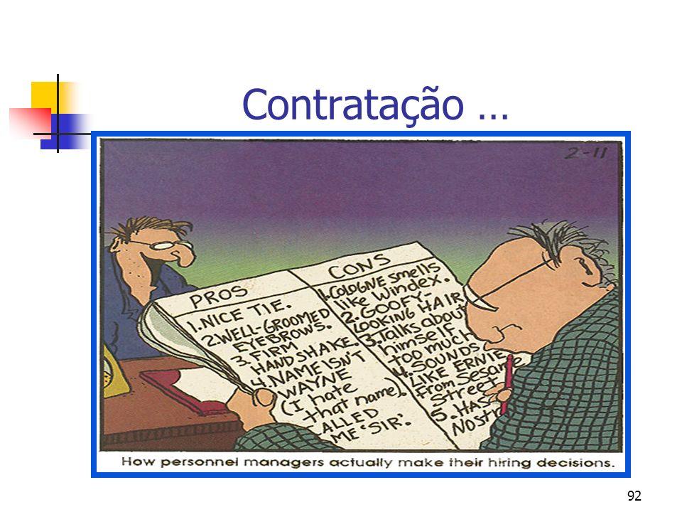 92 Contratação …