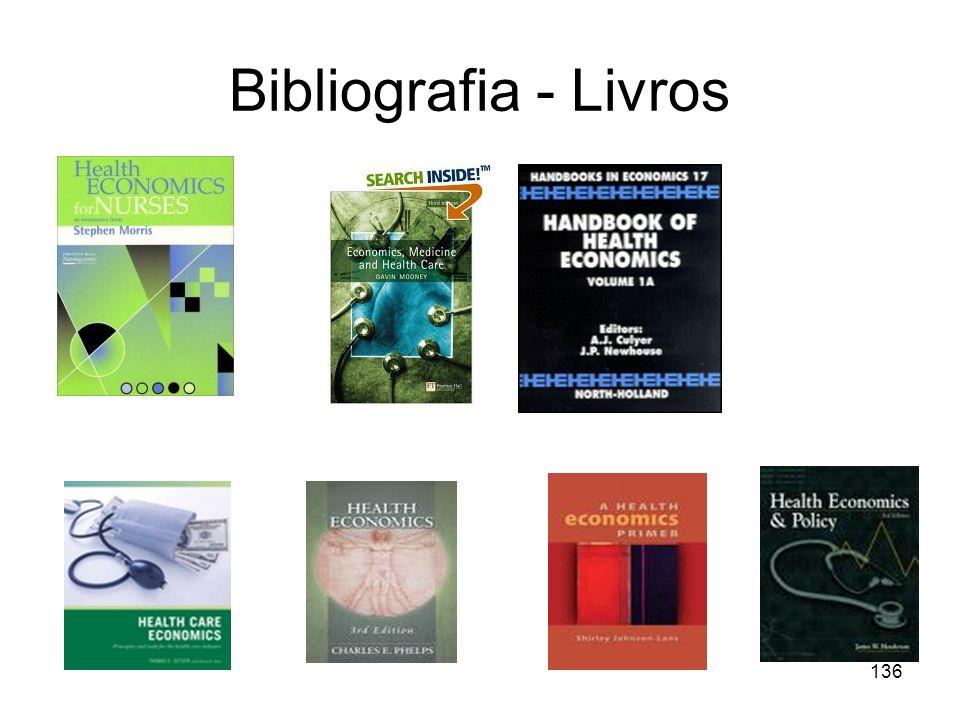 136 Bibliografia - Livros