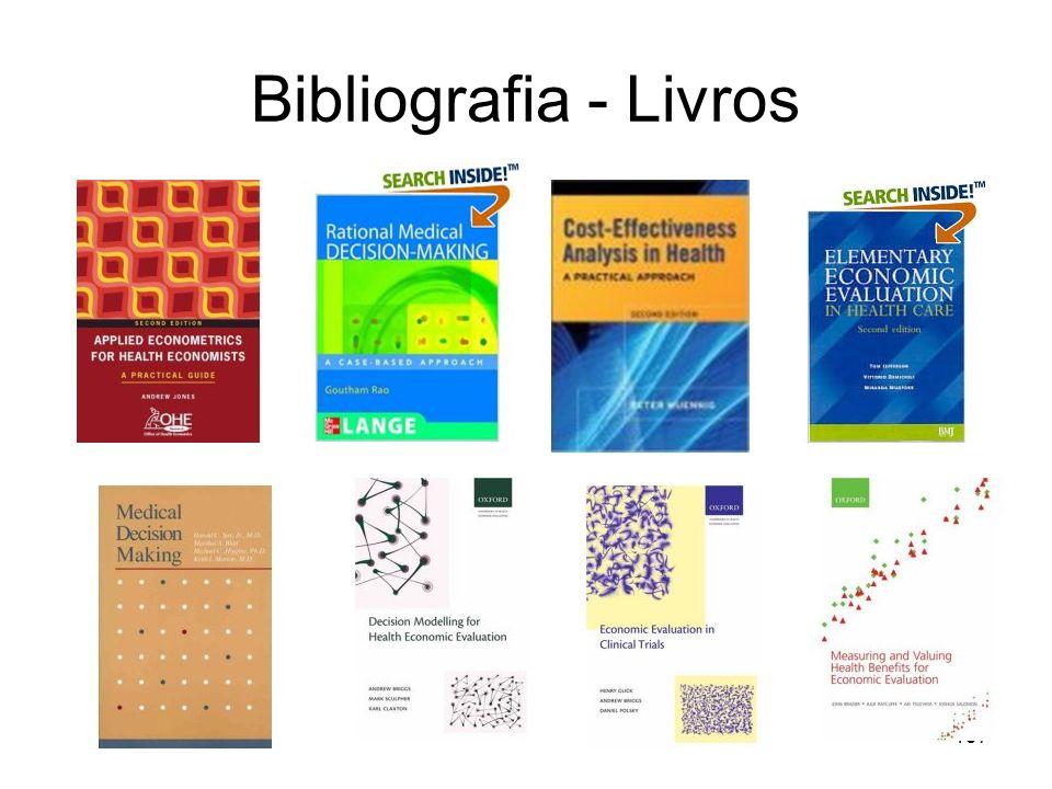 137 Bibliografia - Livros