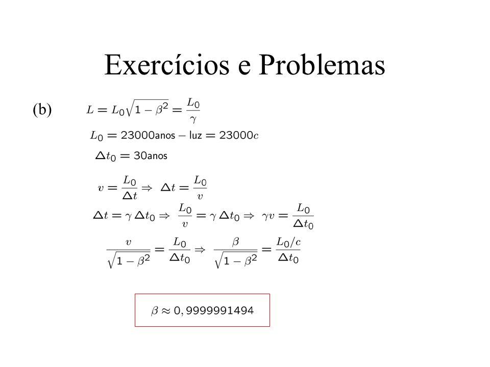 38.7 A transformação de Lorentz SS y y xx x vt x evento v
