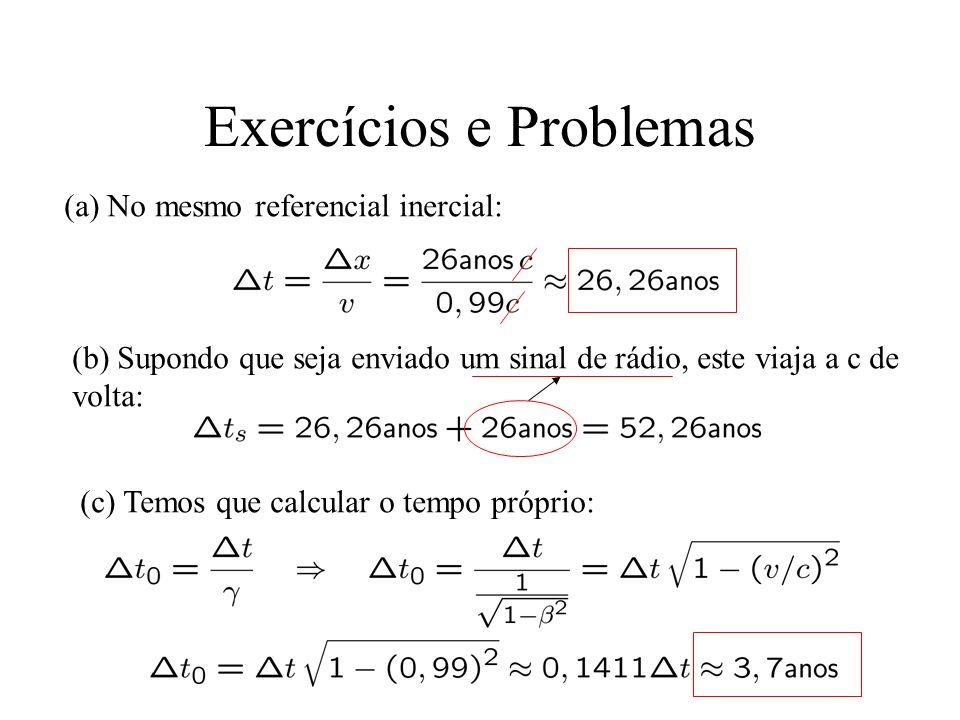 38.9 A relatividade das velocidades SS y y xx v u no ref.