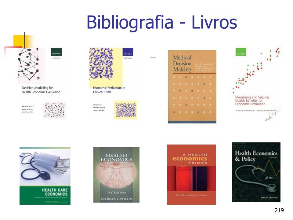 219 Bibliografia - Livros