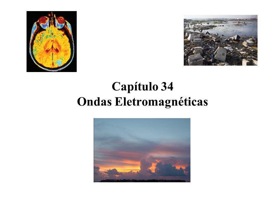 Descrição qualitativa de uma onda eletromagnética Raios-X Raios- fontes atômicas ou nucleares Quântica Luz visível Outros tipos com maiores fontes macroscópicas Exemplos : UHF-VHF