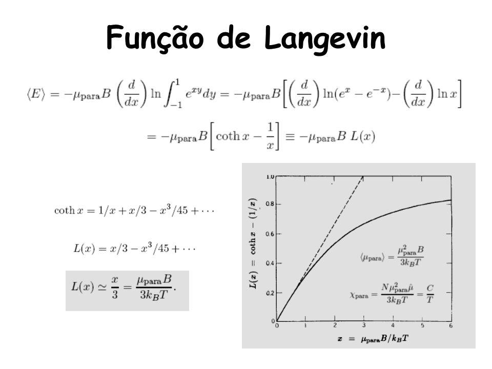 Função de Langevin
