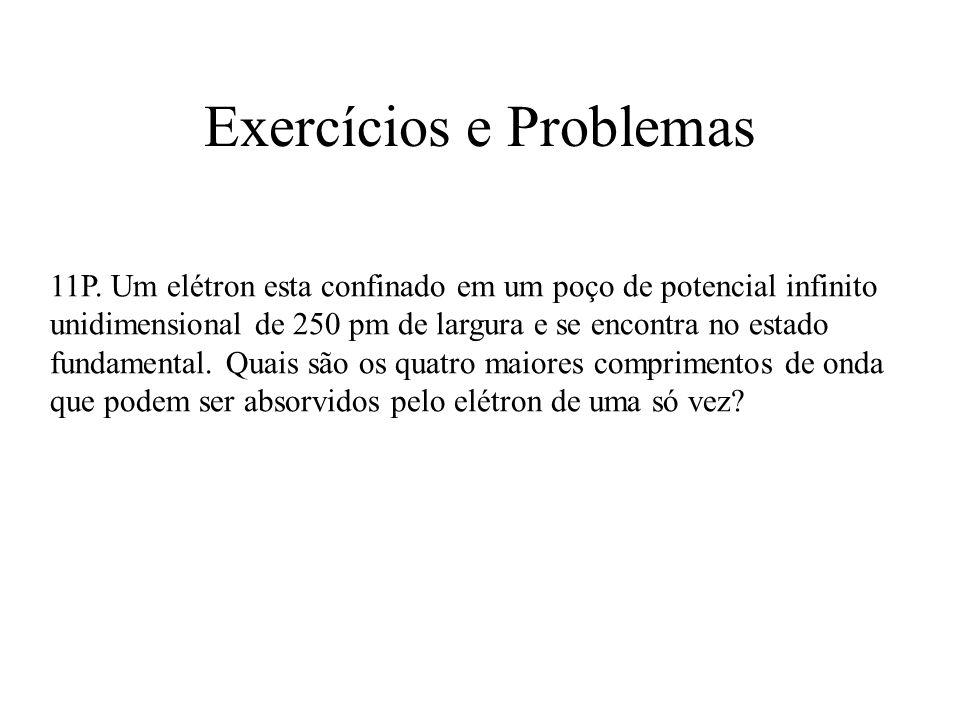 Exercícios e Problemas 43P.