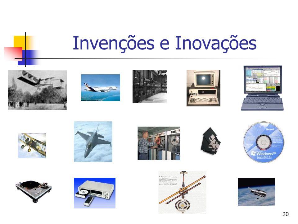 20 Invenções e Inovações