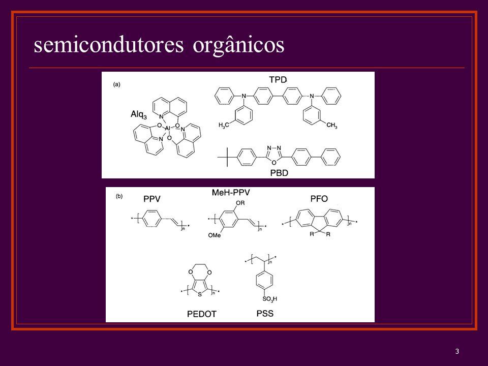 3 semicondutores orgânicos