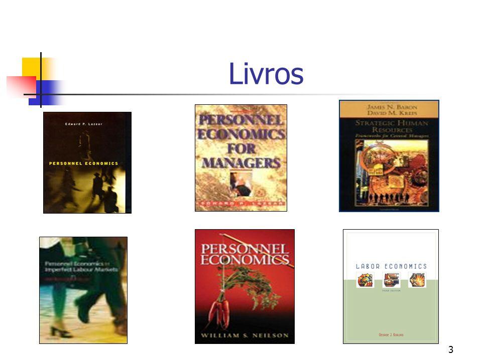 124 Principais Conclusões Sobre a ERH (ii) a literatura sobre a ERH está crescendo.