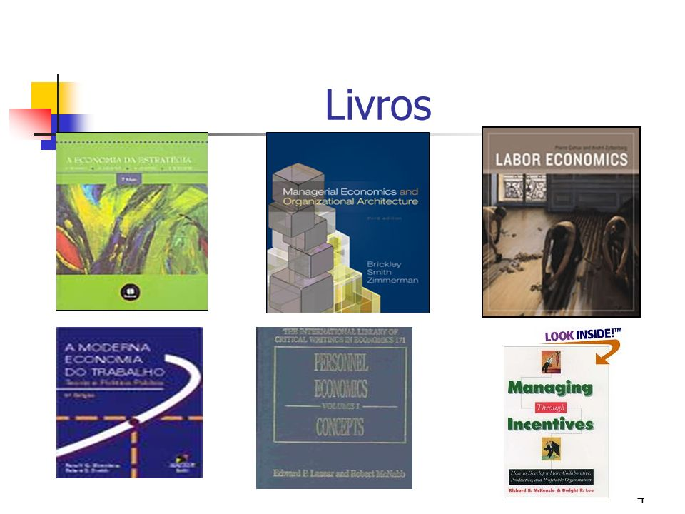 5 A Economia do Comportamento Humano [cf.
