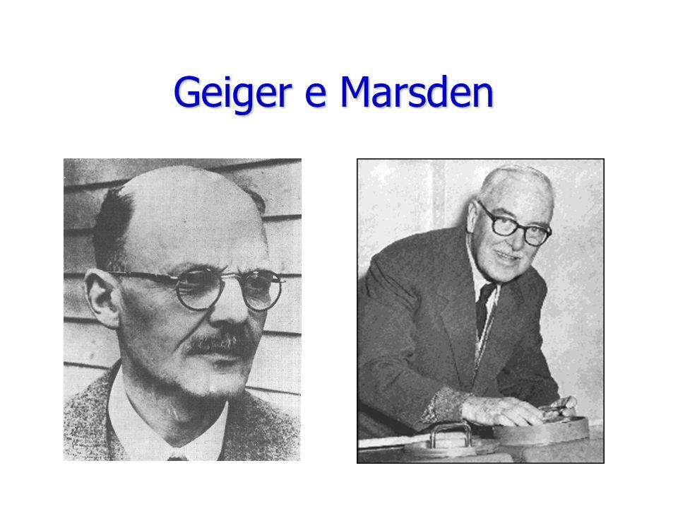 Geiger e Marsden
