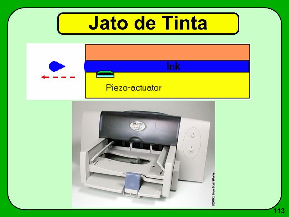 113 Jato de Tinta