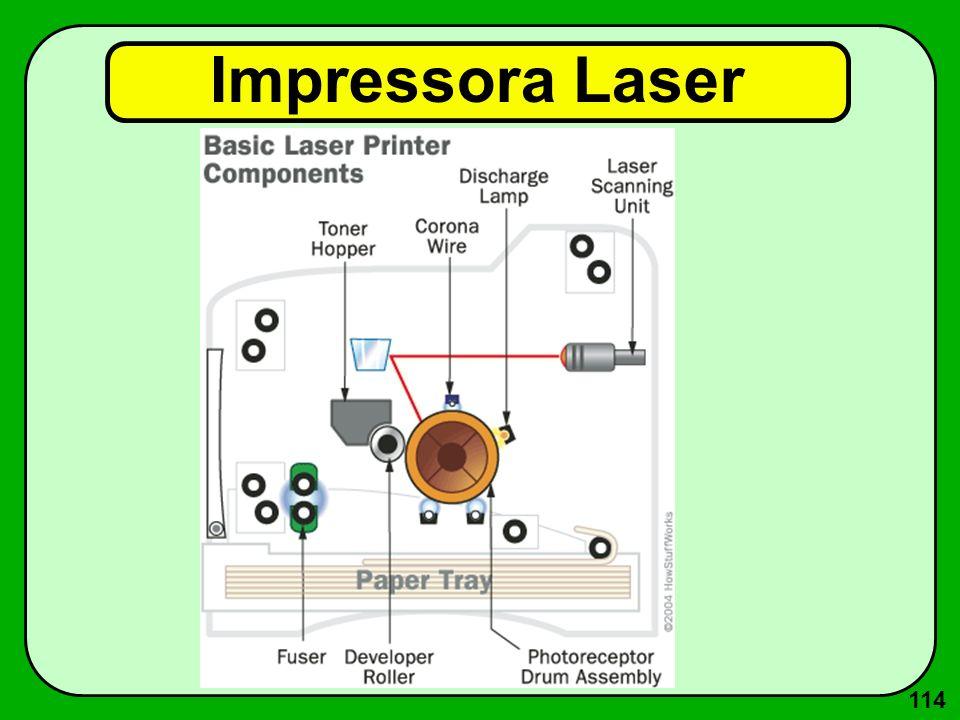 114 Impressora Laser