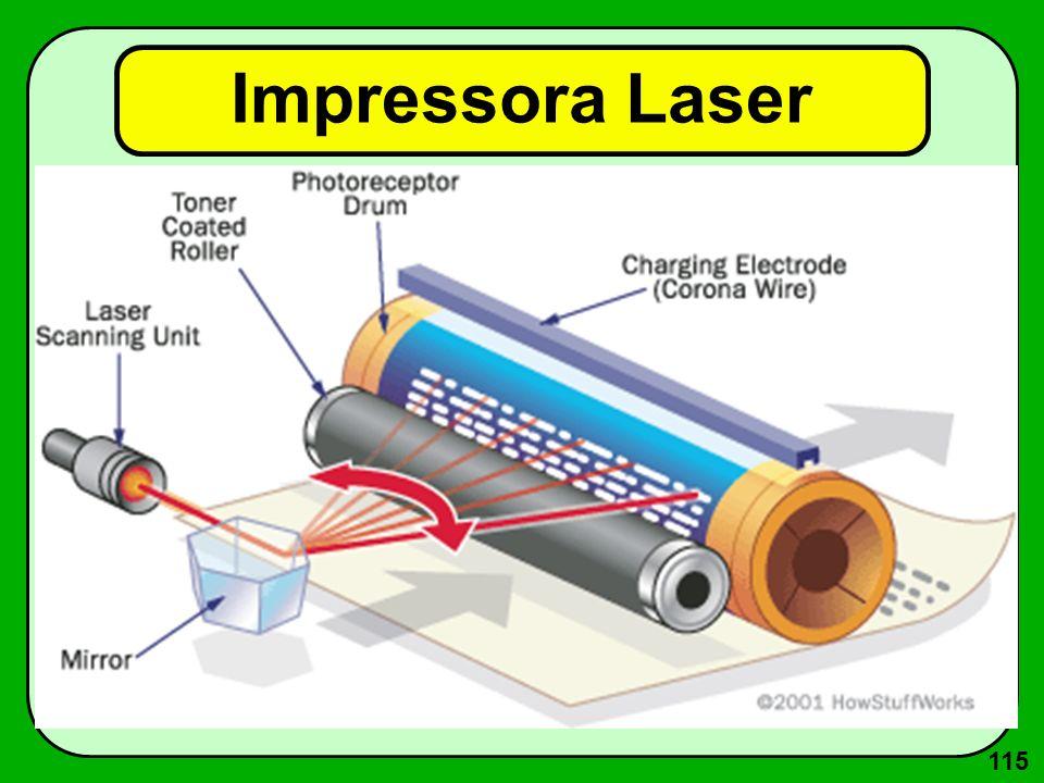 115 Impressora Laser