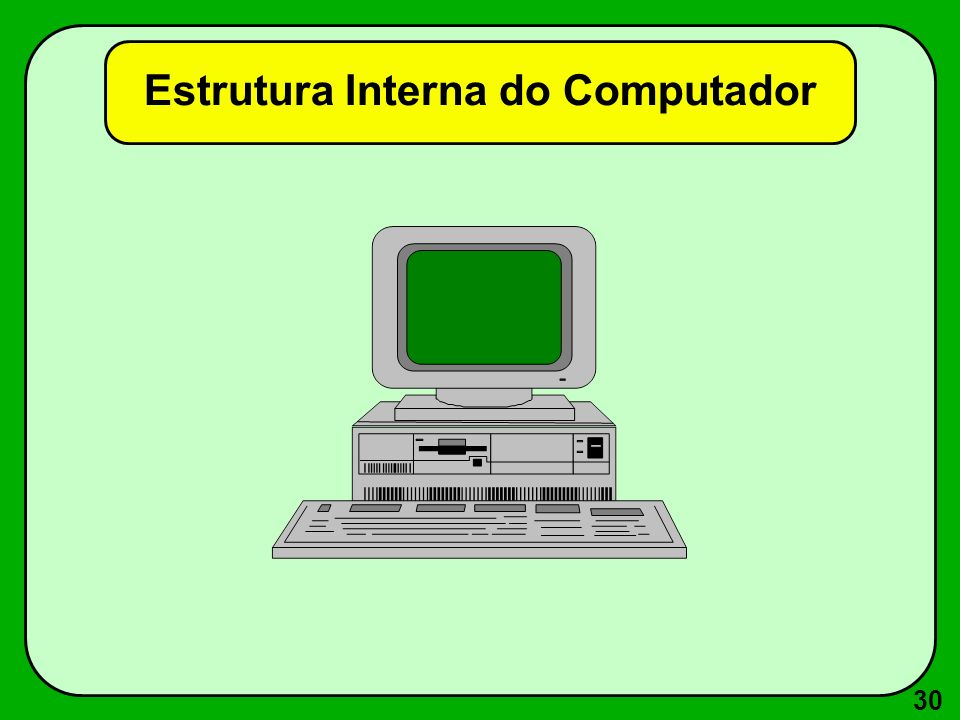 30 Estrutura Interna do Computador