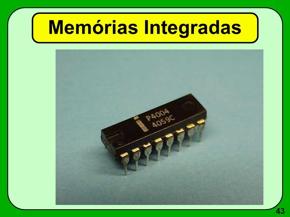 43 Memórias Integradas
