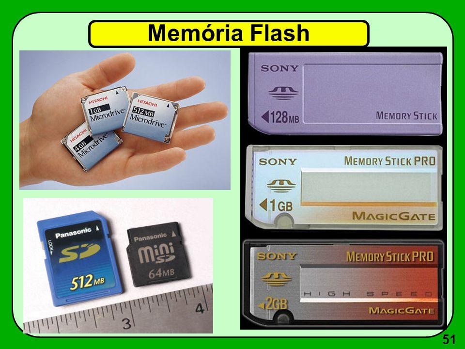 51 Memória Flash
