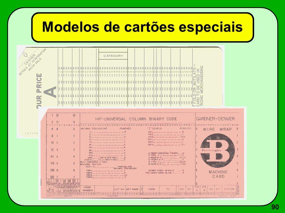 90 Modelos de cartões especiais