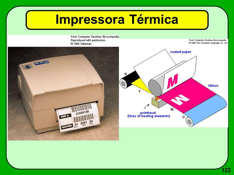122 Impressora Térmica