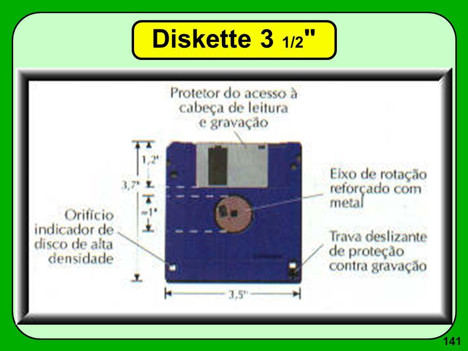 141 Diskette 3 1/2