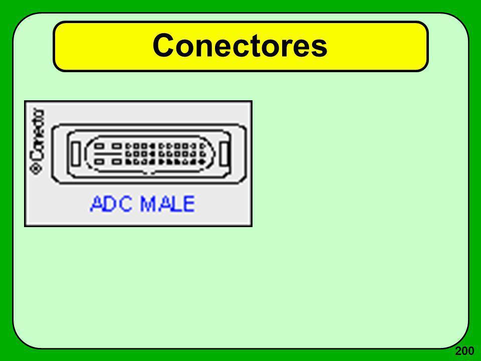 200 Conectores