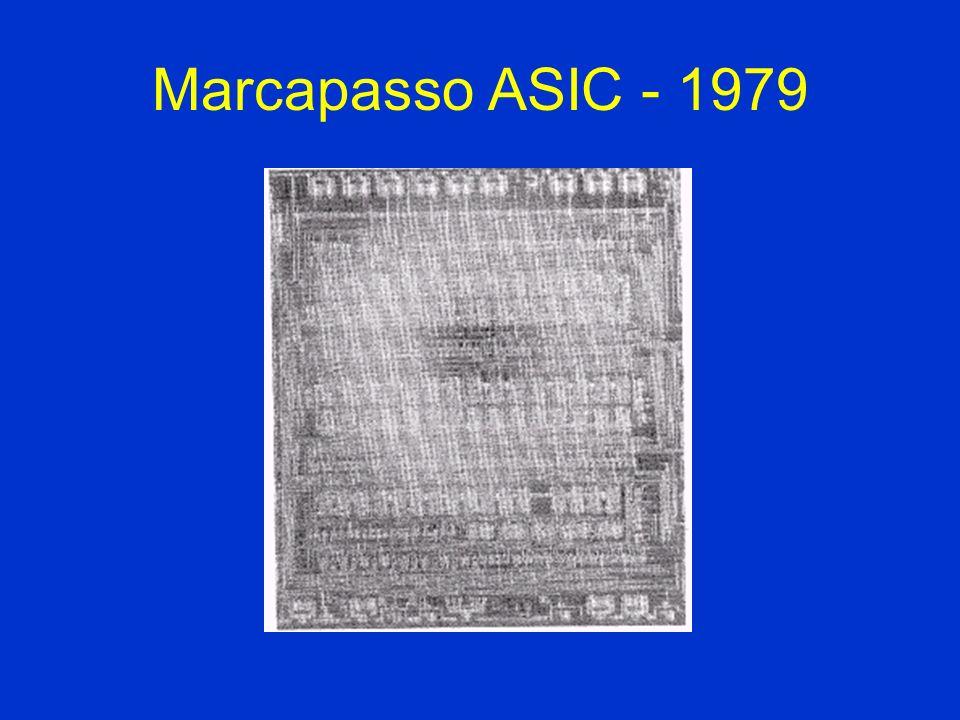 Marcapasso ASIC - 1979