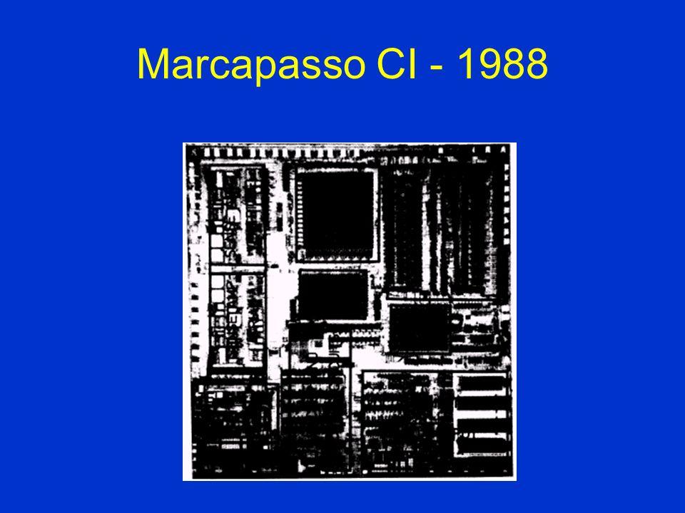 Marcapasso CI - 1988
