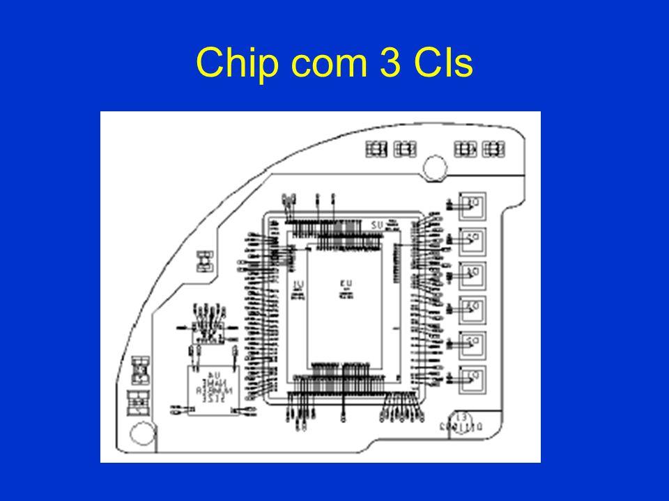 Chip com 3 CIs