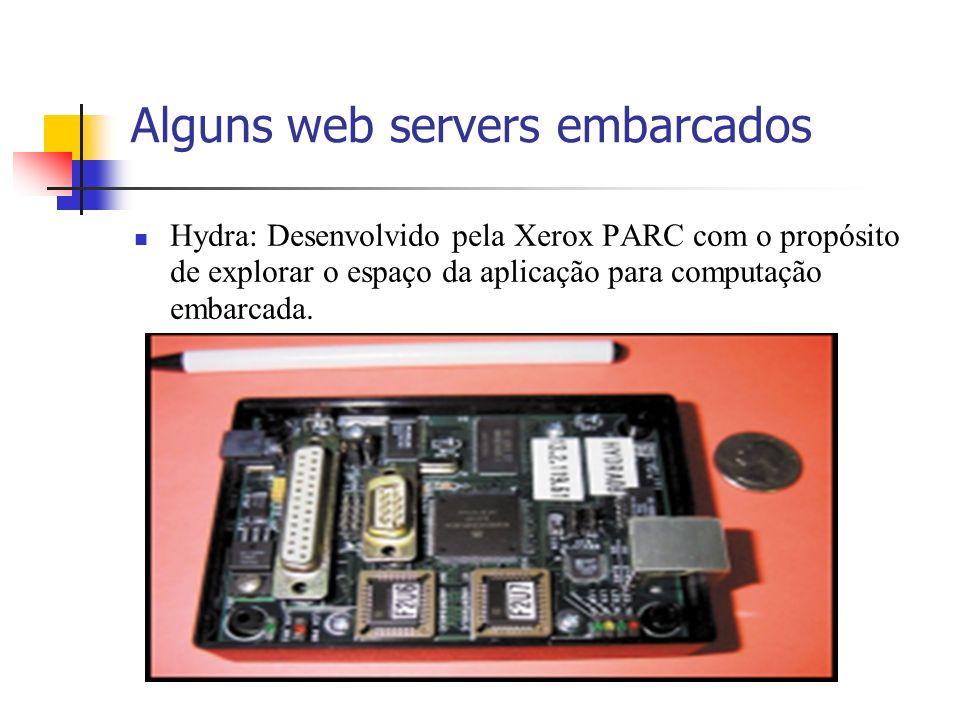 Um web server no processador PIC