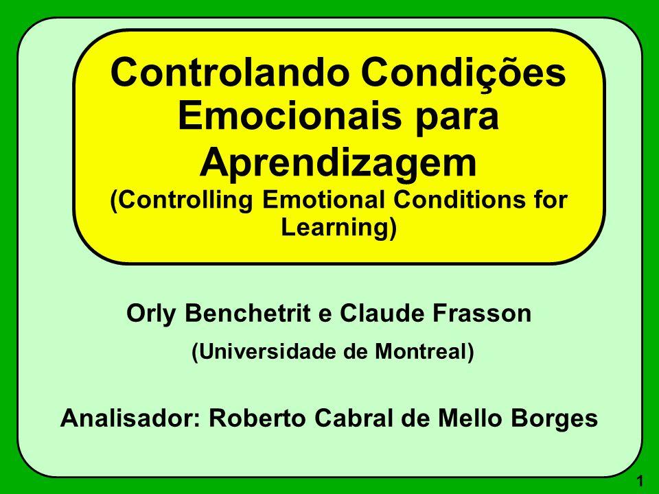 2 Introdução Inteligência Emocional (EI) hoje é um importante fator de desempenho no trabalho, no lar e na escola.