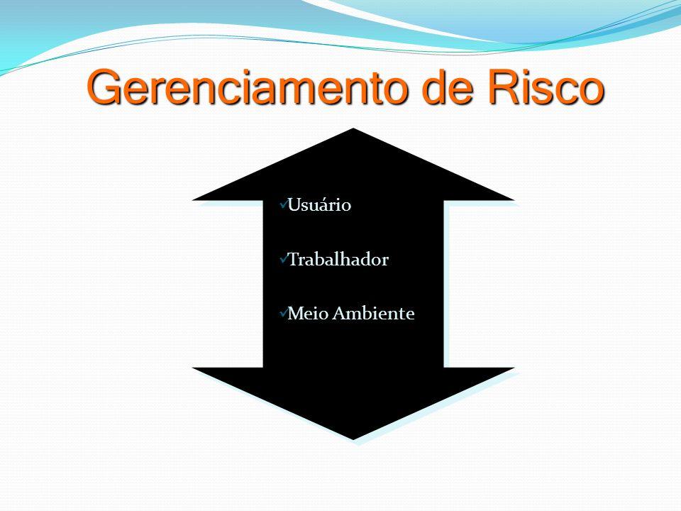 Usuário Trabalhador Meio Ambiente Gerenciamento de Risco