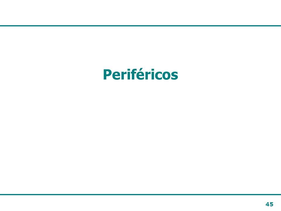 45 Periféricos