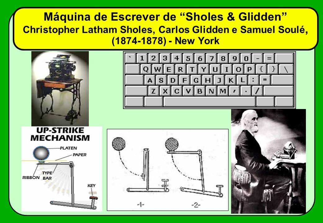 Homework Considere o teclado do computador que mais usa.