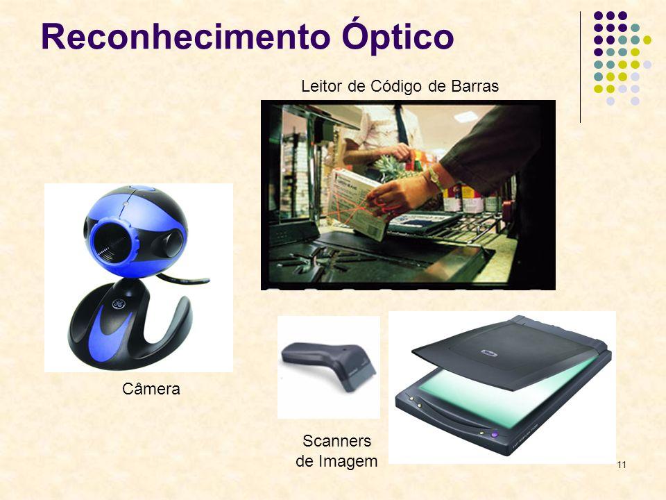 11 Reconhecimento Óptico Câmera Leitor de Código de Barras Scanners de Imagem