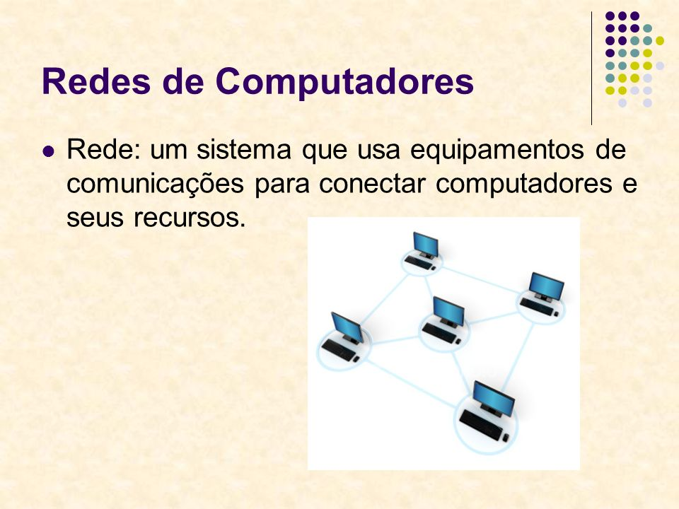 Tipos de Mídia de Comunicação Pares de fios Cabos coaxiais Fibra óptica Satélite Microondas Ondas de Rádio Sinal Infravermelho