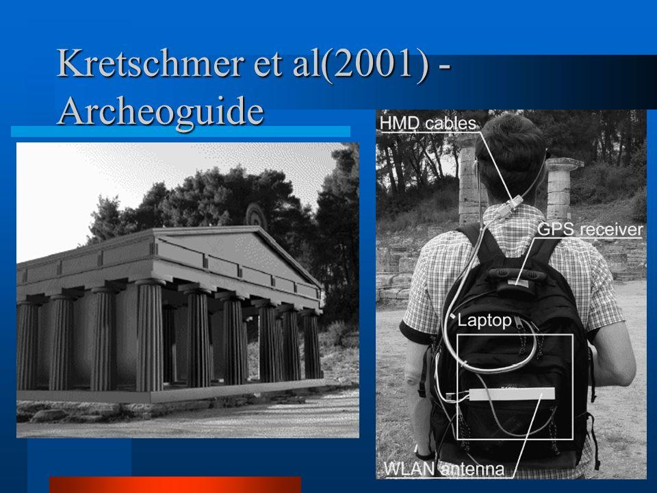 Kretschmer et al(2001) - Archeoguide
